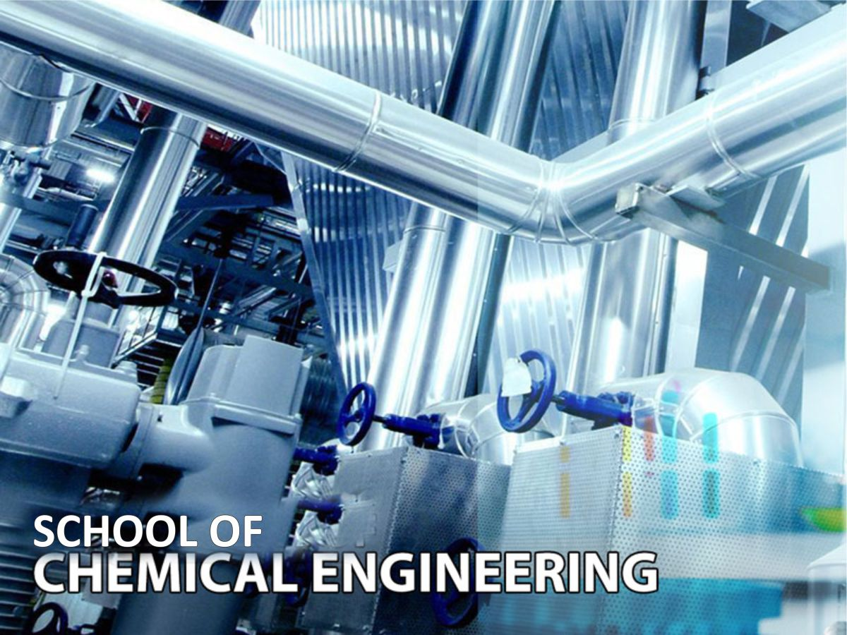 School of Chemical Engineering - Minhaj University Lahore