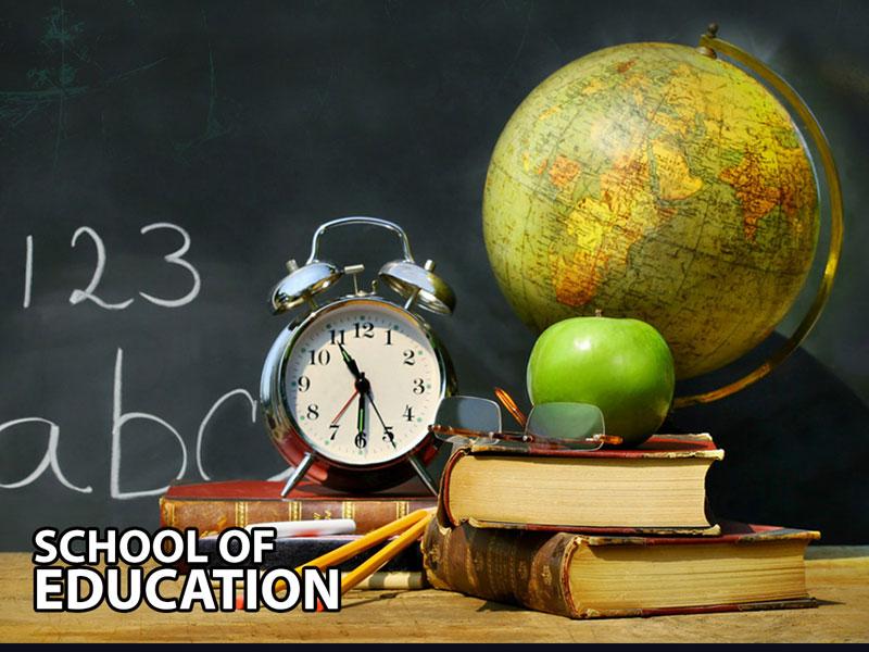 School of Education - Minhaj University Lahore