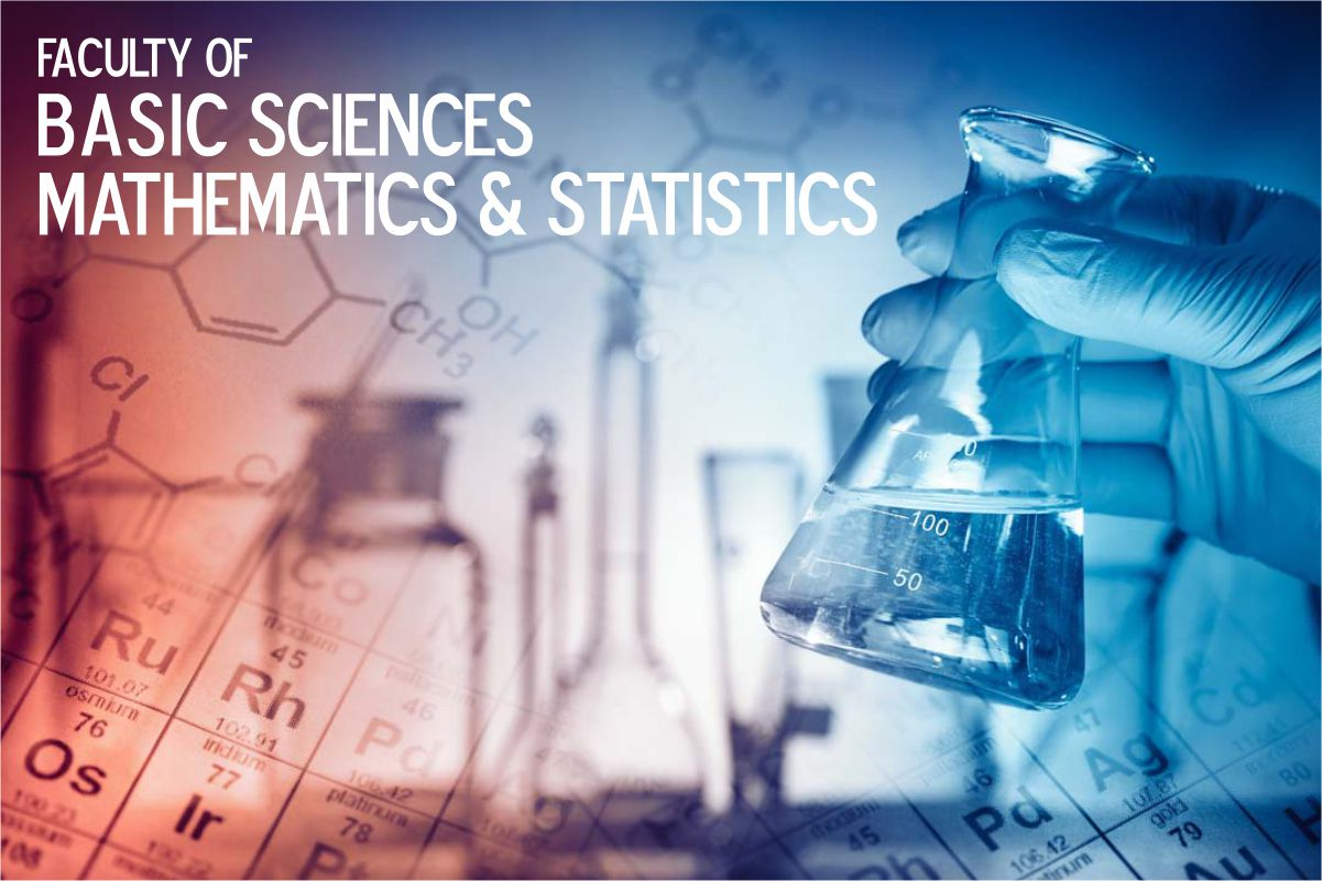 Basic Sciences,  Mathematics and Statistics