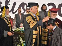 Minhaj UNiversity Lahore Convocation 2018