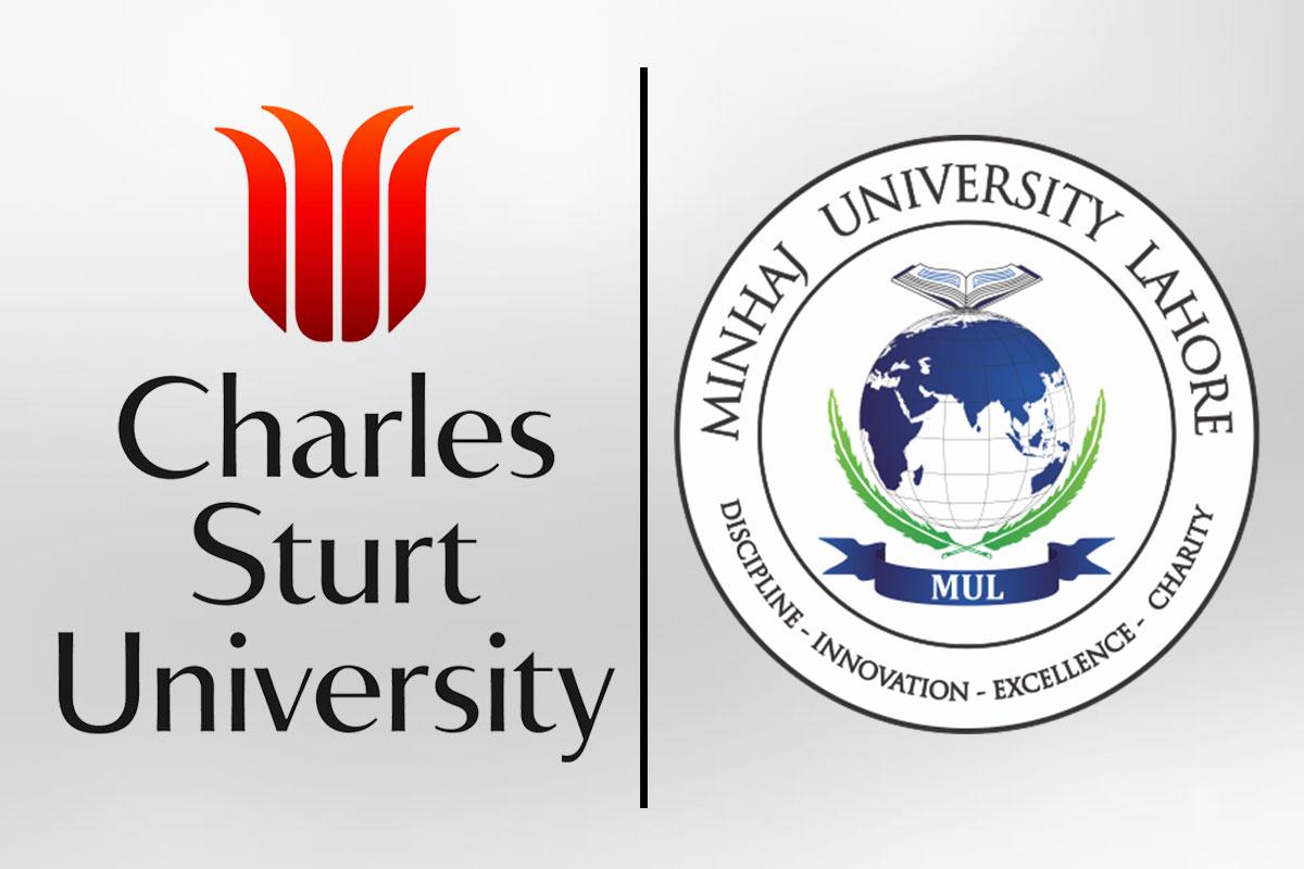 MOU with Charles Sturt University, Australia