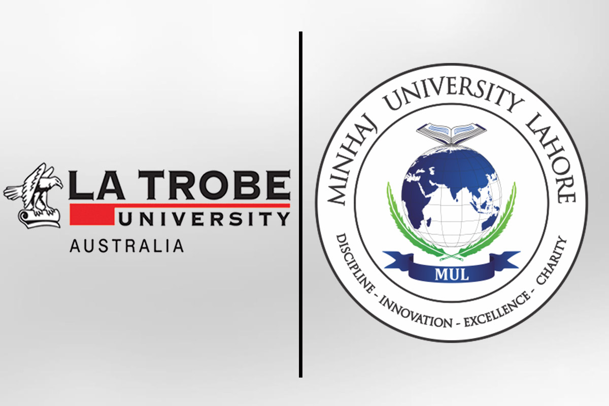 MOU With La Trobe University, Australia