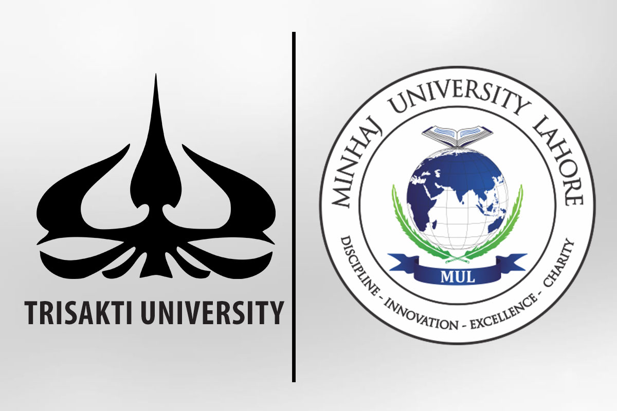 MOU with TRISAKTI University, Indonesia