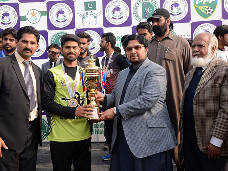7-day Sports Week held under MUL concludes
