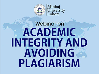 Academic Integrity & Avoiding Plagiarism