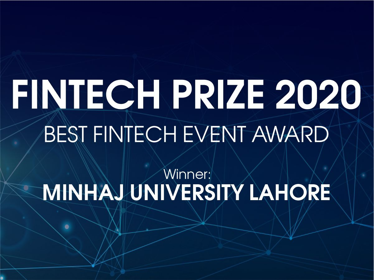 Best FINTECH Event Award 2020