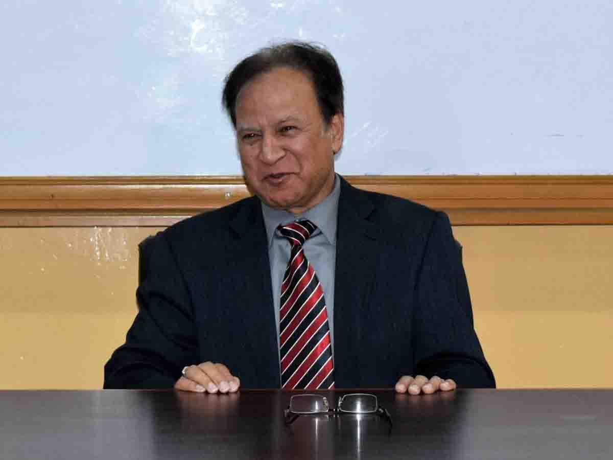 Dr. Zulfiqar A. Kazmi