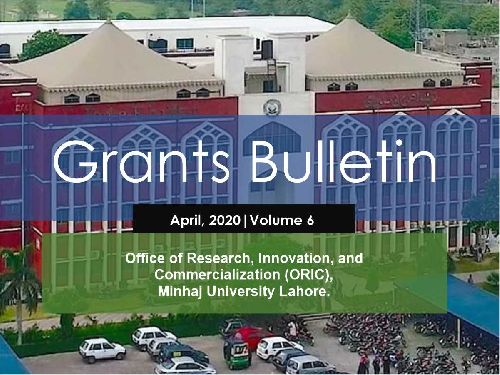 Grants Bulletin
