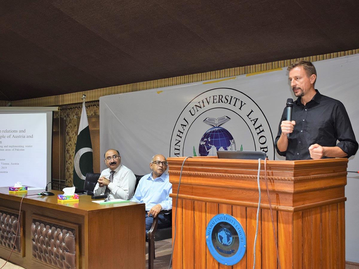International Tourism Relations opportunities