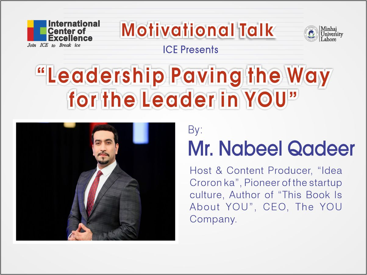 Leadership paving the way for the Leader in You