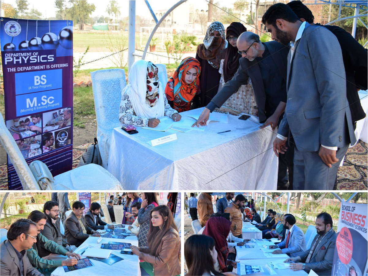 Open House Admission Day