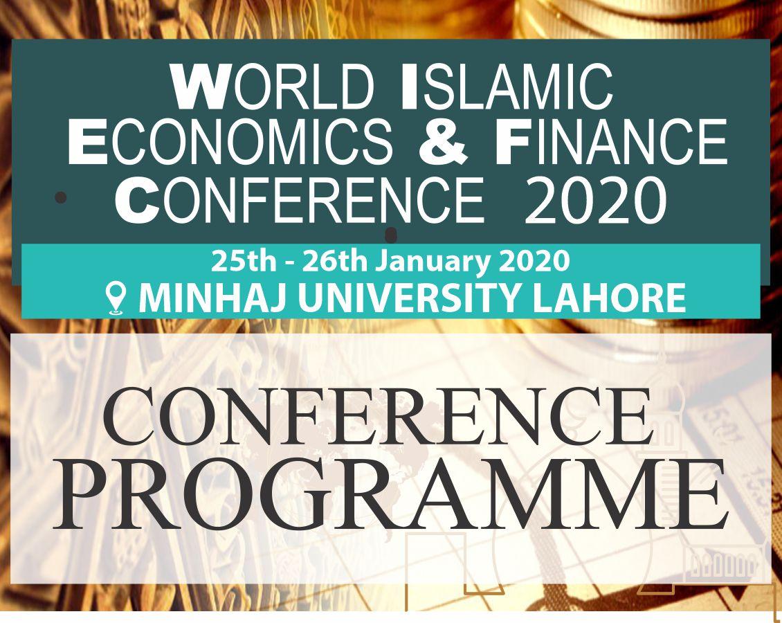 Program Book | 3rd WIEFC 2020