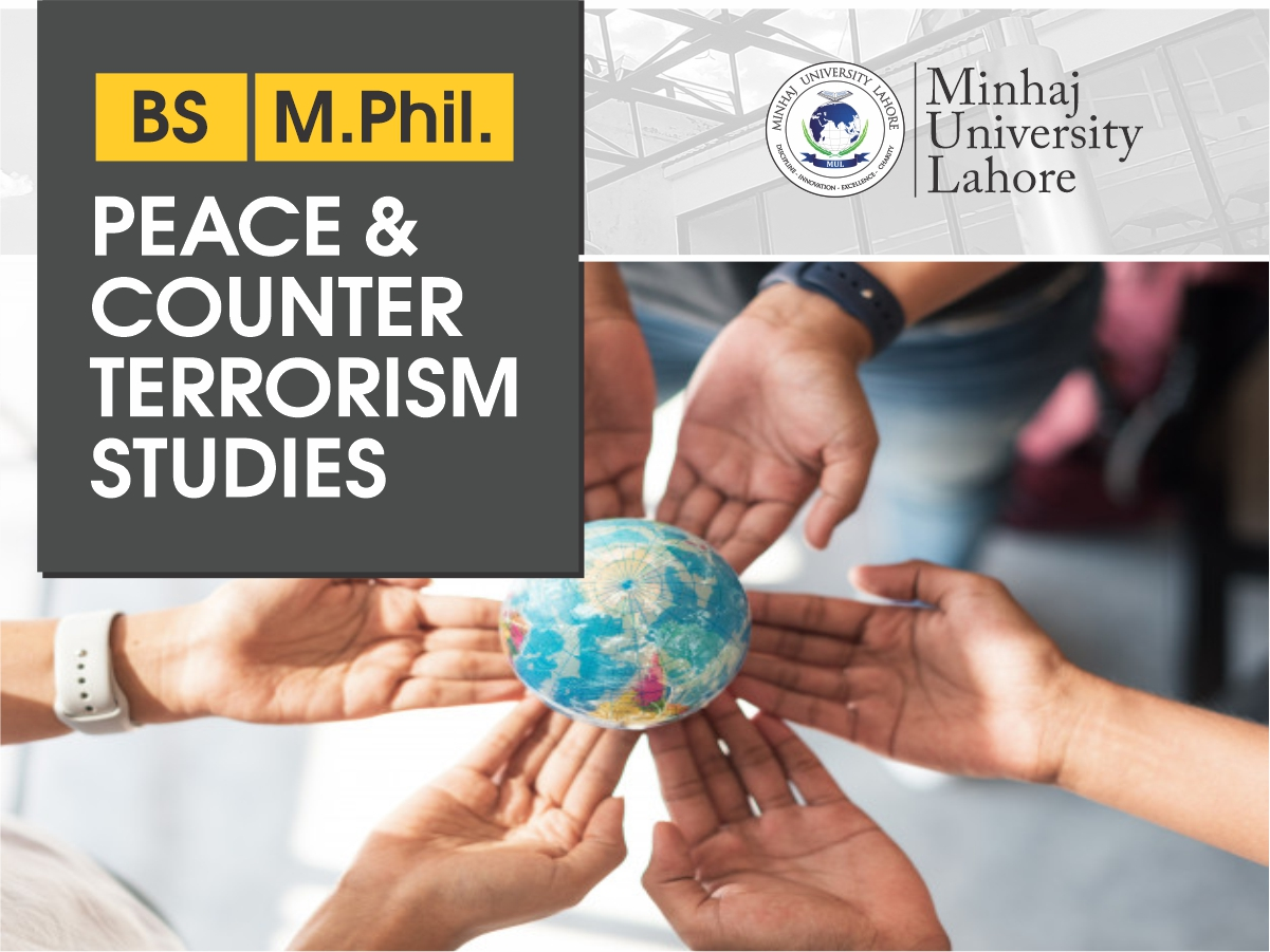 SCHOOL OF PEACE & COUNTER-TERRORISM STUDIES