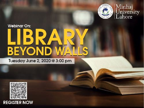 Webinar on Library Beyond Walls