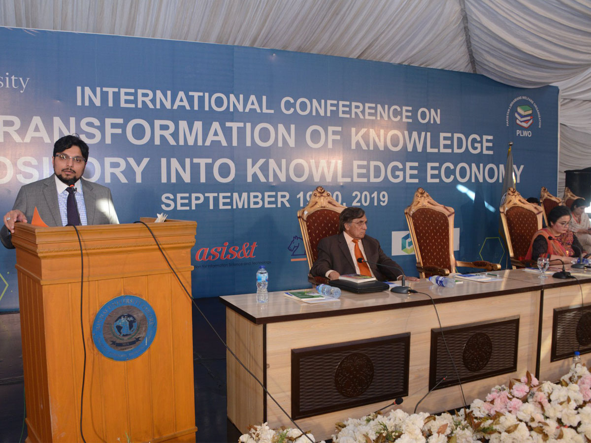 Transformation of Knowledge Repository into Knowledge Economy