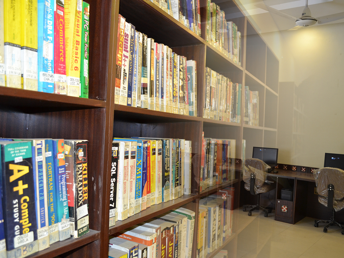Ph. D Library & Information Science