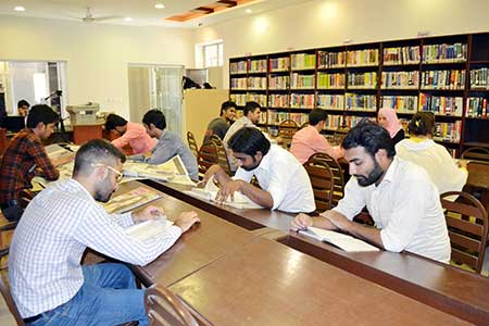Minhaj-University-Library
